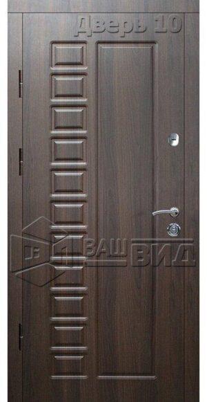 Дверь Б105 (входная квартира)