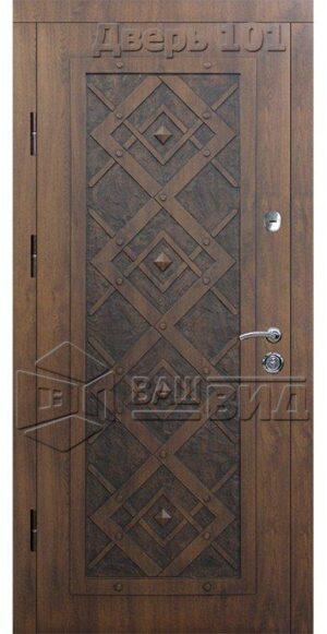 Дверь СД15 (входная улица)
