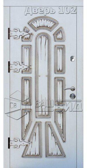 Дверь СД11 (входная улица)