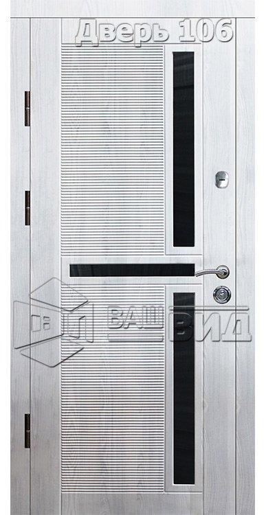 Дверь Орион 3 (входная улица) 5