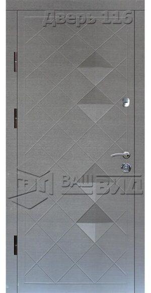 Дверь Ромб 2 (входная квартира)