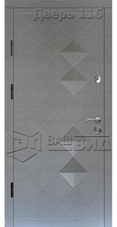 Дверь Ромб 2 (входная квартира) 5