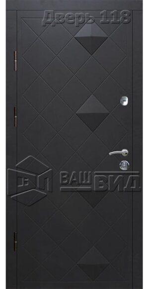 Дверь Ромб 4 (входная квартира)