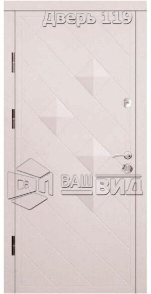 Дверь Ромб 5 (входная квартира)