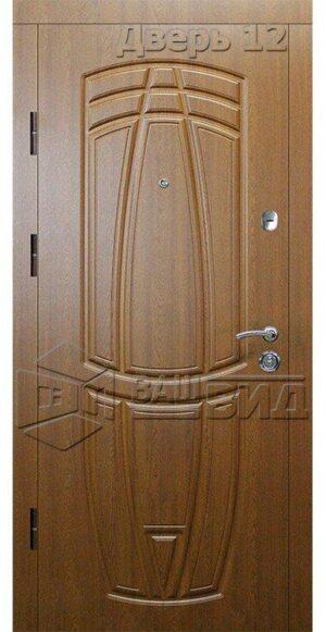 Дверь Б266 (входная квартира)