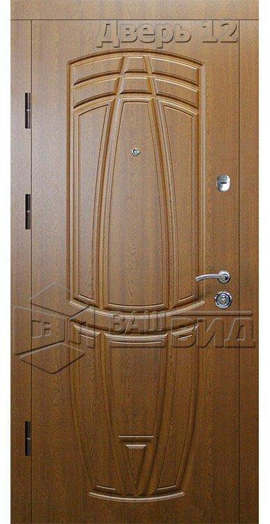 Дверь Б266 (входная квартира) 5