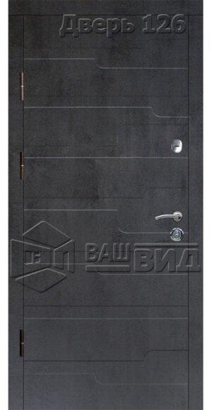 Дверь Волна 6 (входная квартира)