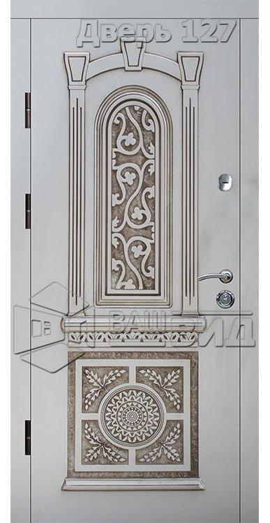 Дверь Рим 4 (входная улица) 5