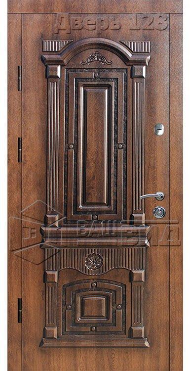Дверь Рим 5 (входная улица) 5