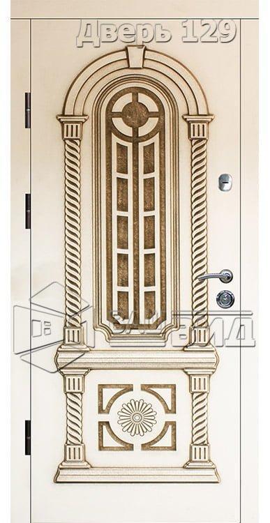 Дверь Рим 7 (входная квартира) 5