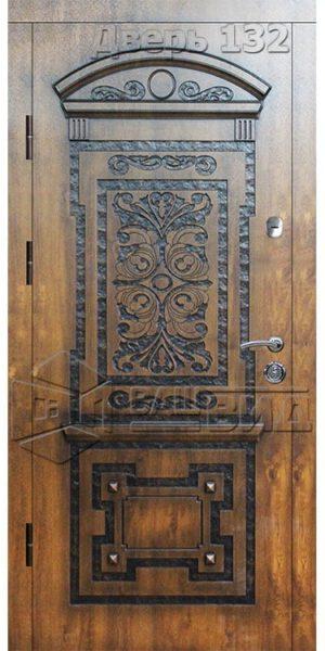 Дверь Рим 11 (входная улица)