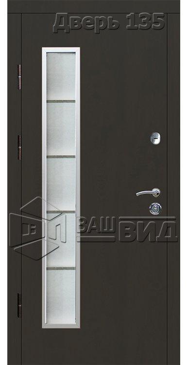 Входные двери (под заказ) • ВДН-135-1