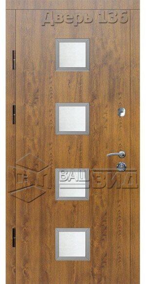 Дверь Адель 3 (входная улица)