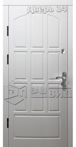 Дверь Б9 (входная улица)