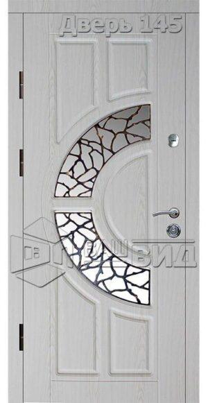 Дверь Б18 плюс решётка 6 (входная улица)