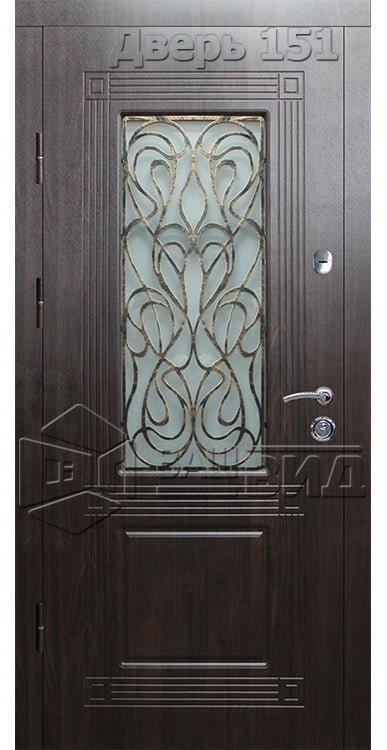 Входные двери (под заказ) • ВДН-151-1