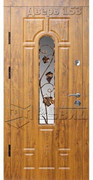Дверь Б306 плюс решётка 7 (входная улица)