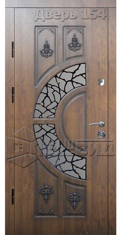 Дверь БЛ3 плюс решётка 6 (входная улица) 5