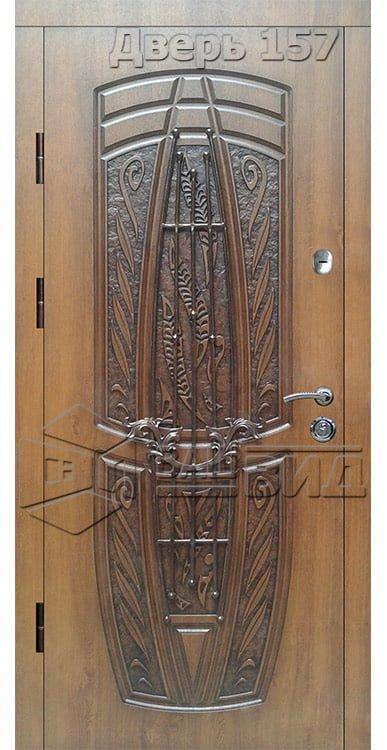 Входные двери (под заказ) • ВДН-157-1