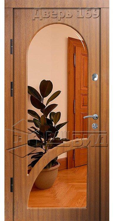 Дверь Б133 (входная квартира) 5