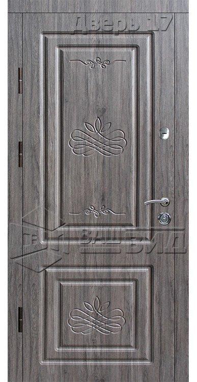 Дверь Б289 (входная квартира) 5