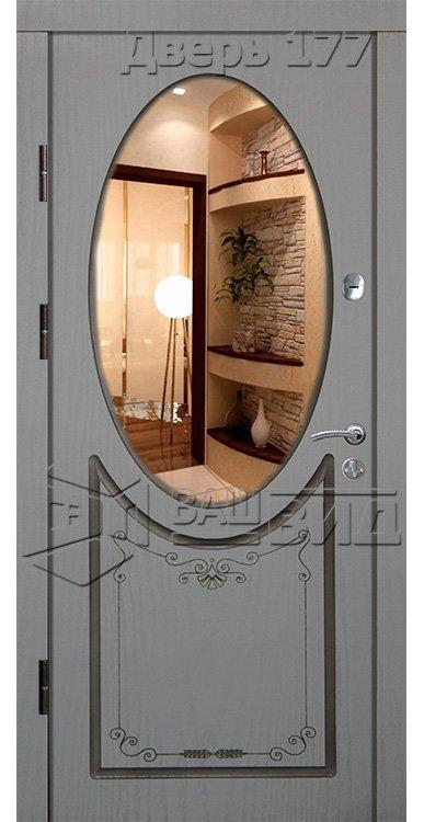 Входные двери (под заказ) • ВДН-177-1