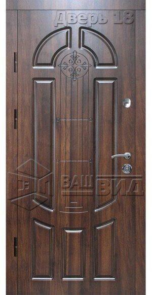 Дверь Б282 (входная квартира)