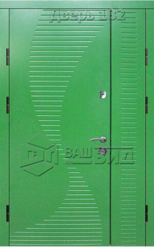 Дверь Эскада 2 (входная улица)