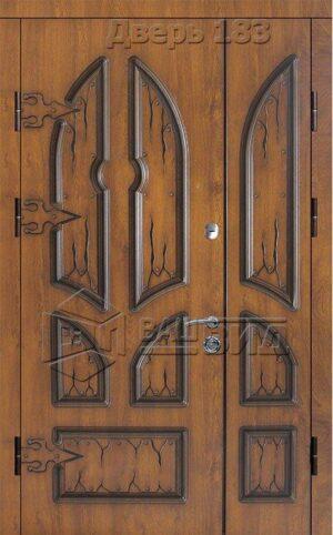 Дверь СД10 (входная улица)
