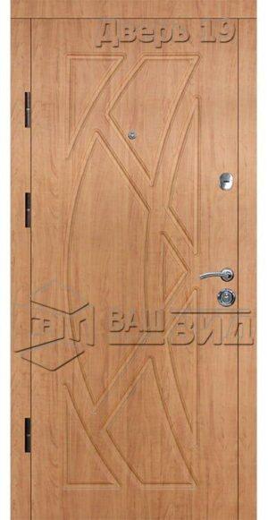 Дверь Б2 (входная квартира)