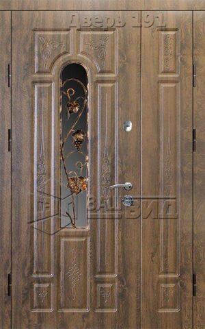 Дверь Б306 плюс реш.7 (входная улица)
