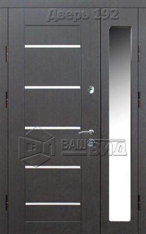 Дверь БМ1 плюс с.п. (входная улица)