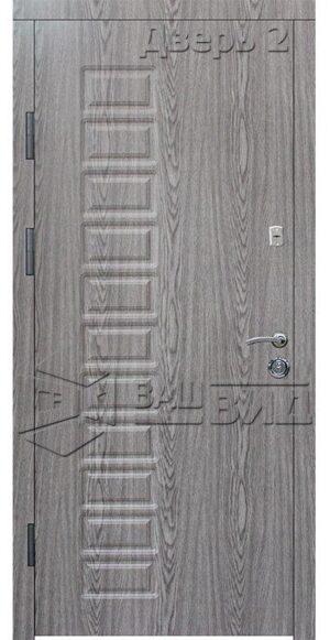 Дверь Б14 (входная квартира)