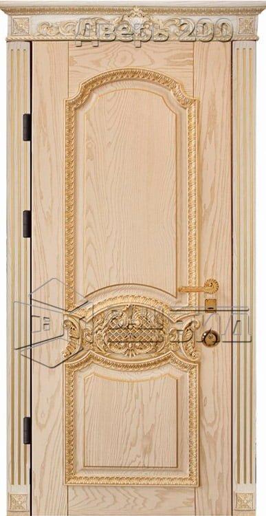 Входные двери (под заказ) • ВДН-200-1