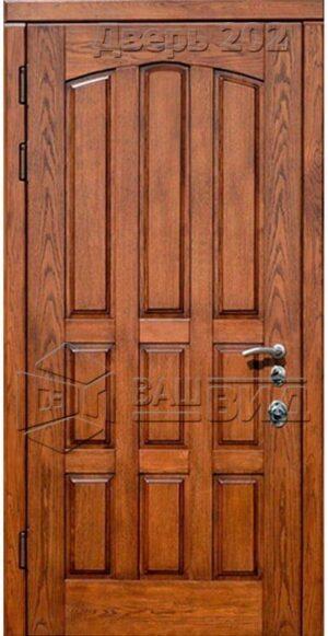 Дверь Стандарт 1 (входная квартира)