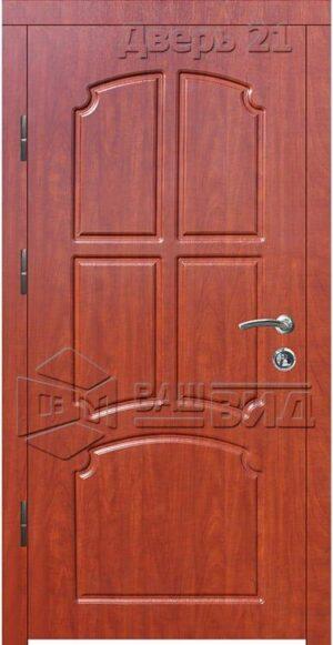 Дверь Б233 (входная квартира)