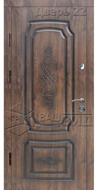 Входные двери (под заказ) • ВДН-22-1
