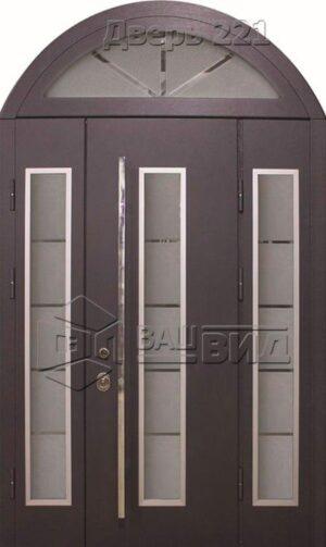 Дверь Адель (входная улица)
