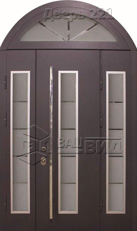 Дверь Адель (входная улица) 5