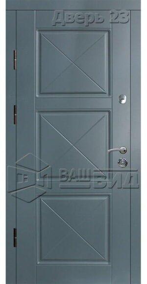 Дверь Б304 (входная улица)