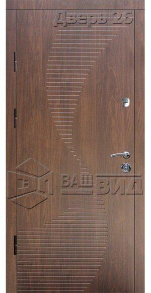 Дверь Эскада 2 (входная квартира)