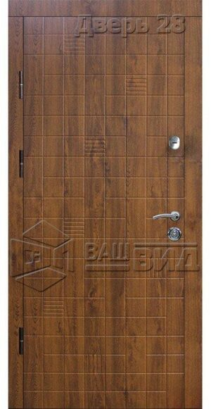 Дверь Эскада 4 (входная улица)