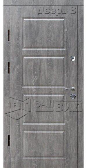 Дверь Б45 (входная квартира)