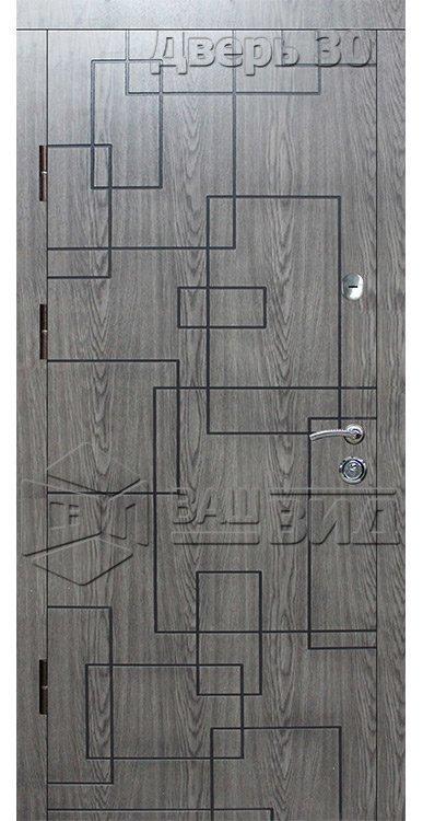 Входные двери (под заказ) • ВДН-30-1