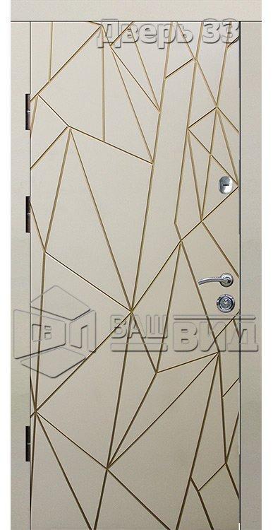 Входные двери (под заказ) • ВДН-33-1