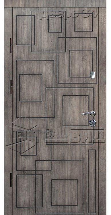 Входные двери (под заказ) • ВДН-34-1
