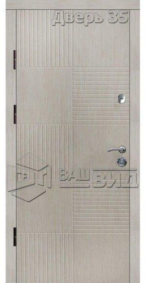Дверь Эскада 11 (входная квартира)