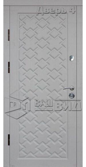 Дверь Б60 (входная квартира)