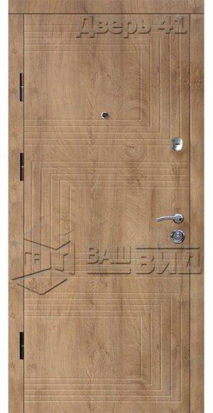 Дверь Эскада 17 (входная квартира)