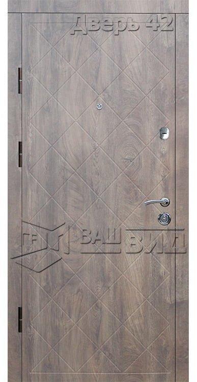 Входные двери (под заказ) • ВДН-42-1